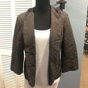 Cheetah jacket! 👠👛